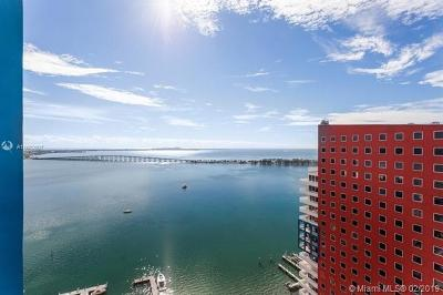 Rental For Rent: 1581 Brickell Ave #PH-205