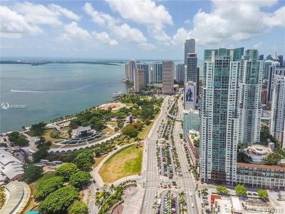 Miami Rental For Rent: 244 Biscayne Blvd #PH4