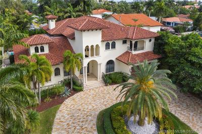 Sunny Isles Beach Single Family Home For Sale: 19141 N Bay Rd