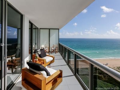 Miami Beach Condo For Sale: 5875 Collins Ave #PH4