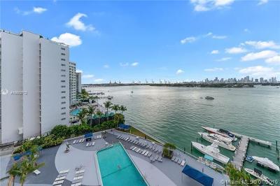 Miami Beach Condo For Sale: 1200 West Ave #928