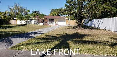 Miami Single Family Home For Sale: 8210 SW 138th Ave