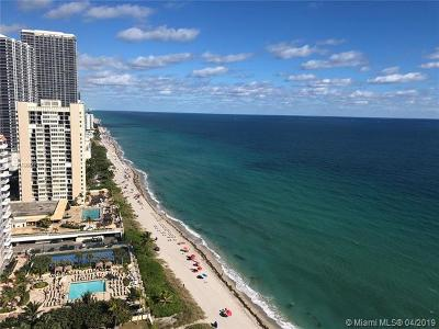 Hallandale Condo For Sale: 1950 S Ocean Dr #PHP