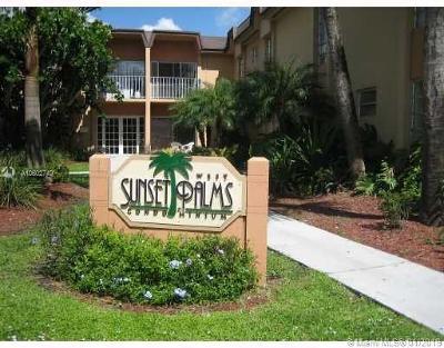 Miami Condo For Sale: 7250 SW 94th Pl #B5