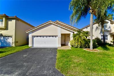Margate Single Family Home For Sale: 3073 NW 72nd Ave