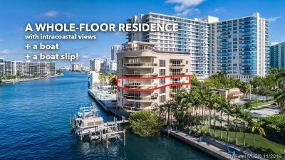 Hollywood FL Condo For Sale: $2,200,000