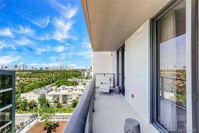 Aventura, Bal Harbour, Bay Harbor Islands, Coconut Grove, Coral Gables, Fisher Island, Golden Beach, Indian Creek, Key Biscayne, Miami Beach, Pinecrest, South Miami, Surfside, Williams Island Condo For Sale: 2960 207 #1008