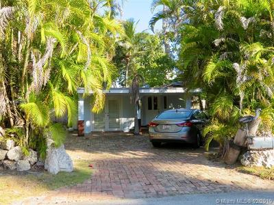 Miami Single Family Home For Sale: 6401 SW 84th St