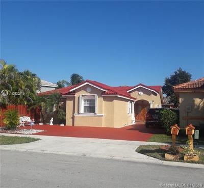 Miami Single Family Home For Sale: 9235 SW 154th Pl