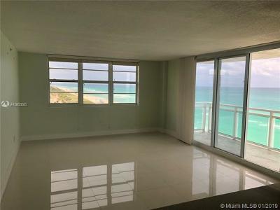 Miami Beach Condo For Sale: 6917 Collins Ave #1102