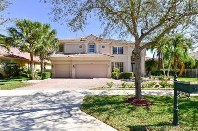 Cooper City Single Family Home For Sale: 5034 Countrybrook Dr