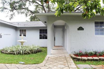Fort Lauderdale Single Family Home For Sale: 1735 SW 25th Ave
