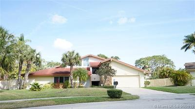 Miami Single Family Home For Sale: 11625 SW 108th Ter