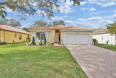 Broward County Single Family Home For Sale: 5757 NW 48th Dr