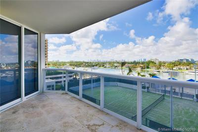 Miami Beach Condo For Sale: 4779 Collins Ave #706