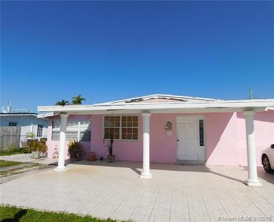 Miami Single Family Home For Sale: 11465 SW 43rd Ln