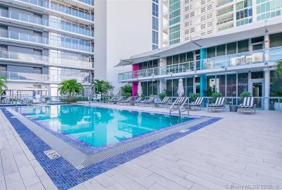 Miami Condo For Sale: 1100 Biscayne Blvd #1903