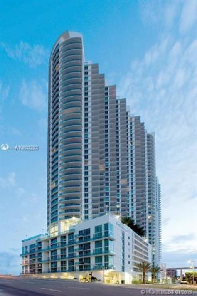 Miami-Dade County Condo For Sale: 350 S Miami Ave #2614