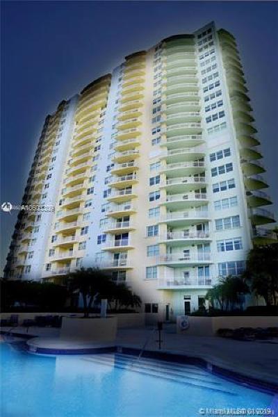 Miami Condo For Sale: 2475 Brickell Ave #2207