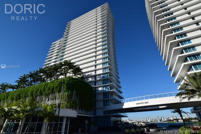 Miami Beach Condo For Sale: 520 West Av #704