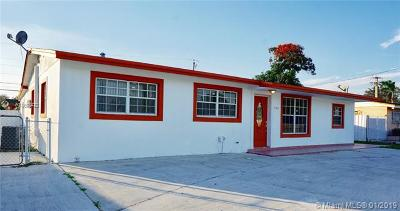 Miami Single Family Home For Sale: 17300 NW 51st Pl