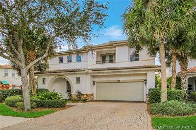 Palm Beach Gardens Single Family Home For Sale: 768 Bocce Ct