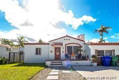 Miami FL Single Family Home For Sale: $465,000