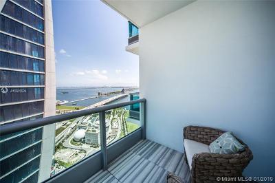 Miami Condo For Sale: 900 Biscayne Blvd #4210