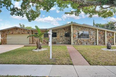 Cooper City Single Family Home For Sale: 5006 SW 90th Way