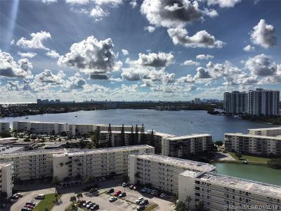Aventura Condo For Sale: 18021 Biscayne Blvd #PH01-2