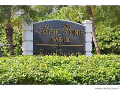 Aventura Condo For Sale: 3400 NE 192nd St #1608