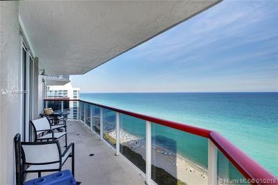Miami Beach Condo For Sale: 6767 Collins Ave #1710