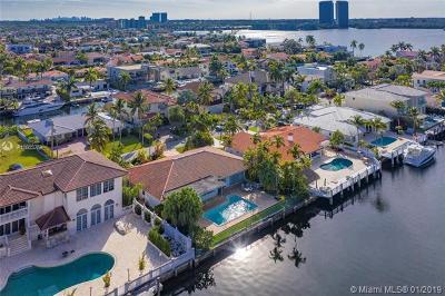 North Miami Beach Single Family Home For Sale: 3429 NE 169th St