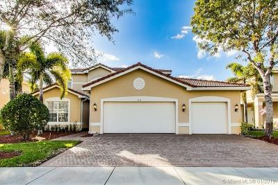 Miramar FL Single Family Home For Sale: $525,000
