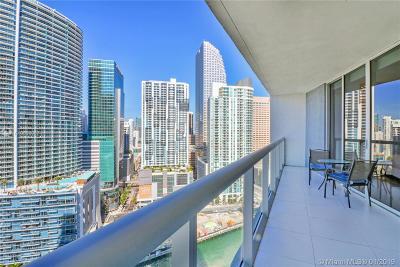 Miami Condo For Sale: 465 Brickell Ave #2704