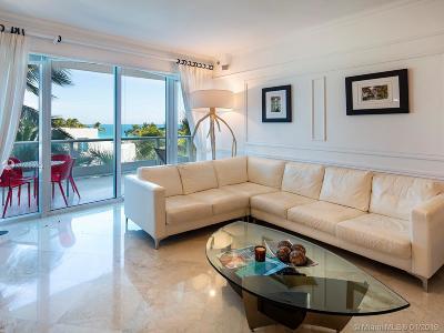 Miami Beach Condo For Sale: 100 S Pointe Dr #508
