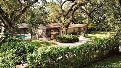 Dania Beach Single Family Home For Sale: 3830 Shady Ridge Rd