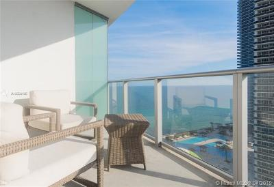 Hollywood Condo For Sale: 4111 S Ocean Dr #1711