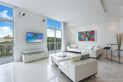 Miami Beach Condo For Sale: 2001 Meridian Ave #506