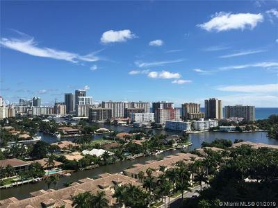 Aventura Condo For Sale: 21205 NE Yacht Club Dr #1809