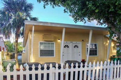 Palm Beach County Multi Family Home For Sale: 1212 N Federal Hwy