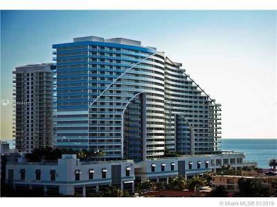 Fort Lauderdale Rental Leased: 3101 Bayshore Dr #804