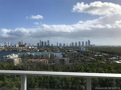 North Miami Beach Condo For Sale: 16385 Biscayne #1918