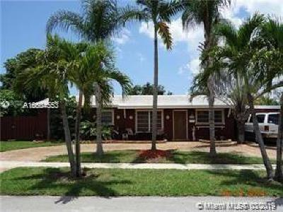 Coconut Creek Single Family Home For Sale: 4310 NW 10th St