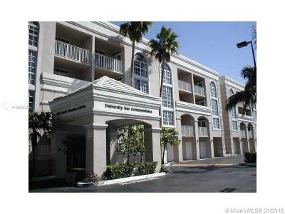 University Inn, University Inn Condo, University Inn Condominiu Rental For Rent: 1280 S Alhambra Cir #1206