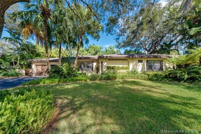 Coral Gables Single Family Home For Sale: 625 San Lorenzo Ave