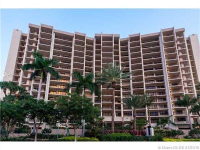 Pompano Beach Condo For Sale: 1800 S Ocean Blvd #609