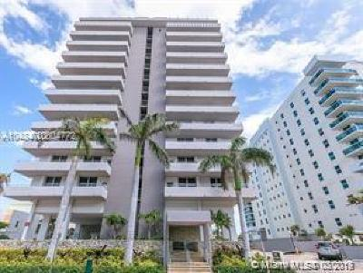 Condo For Sale: 9225 Collins Ave #312
