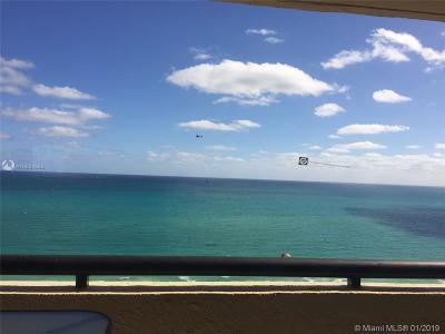 Miami Beach Condo For Sale: 2555 Collins #1400