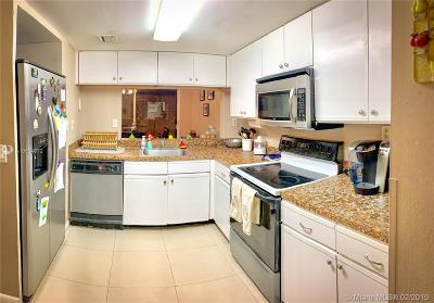Plantation Condo For Sale: 766 NW 91st Ter #766